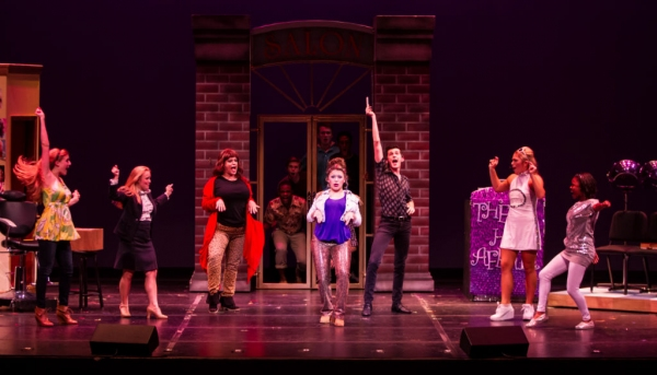 Photo Flash: First Look at TUTS' and HSMT's LEGALLY BLONDE