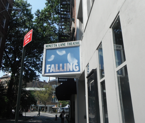 Up on the Marquee: FALLING