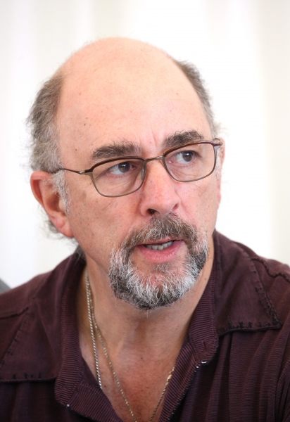 Richard Schiff  at Meet The Cast of GLENGARRY GLEN ROSS- Al Pacino, Bobby Cannavale and More!