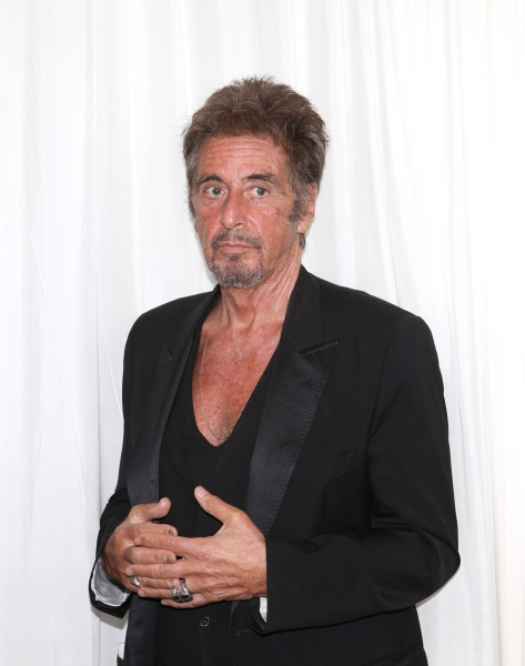 Al Pacino at Meet The Cast of GLENGARRY GLEN ROSS- Al Pacino, Bobby Cannavale and More!