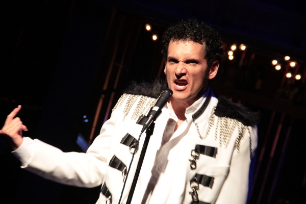 Photo Flash: Eric Olson Stars in BLOODY BLOODY ANDREW JACKSON at Phoenix Theatre