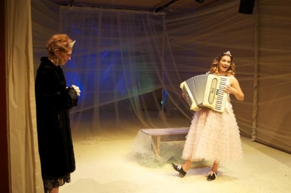 Cozy Josephson as Lucia Pamela and Company