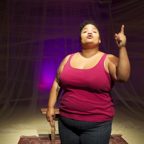 Photo Flash: New Shots from New City Theatre's TINY KUSHNER
