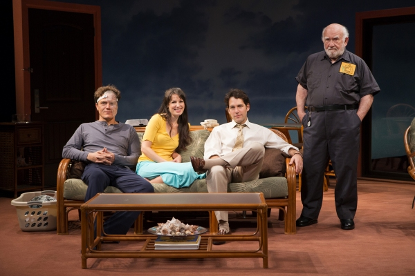 Photo Flash: GRACE, Starring Paul Rudd and Ed Asner, Opens Tonight on Broadway