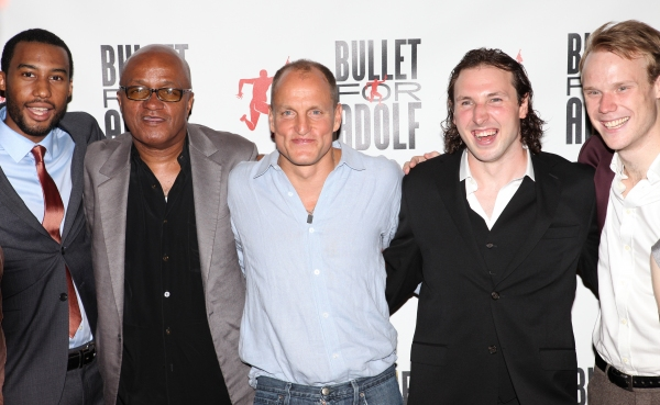 InDepth InterView: Woody Harrelson On BULLET FOR ADOLF, THE HUNGER GAMES, New HBO Series, Broadway, Hollywood & More