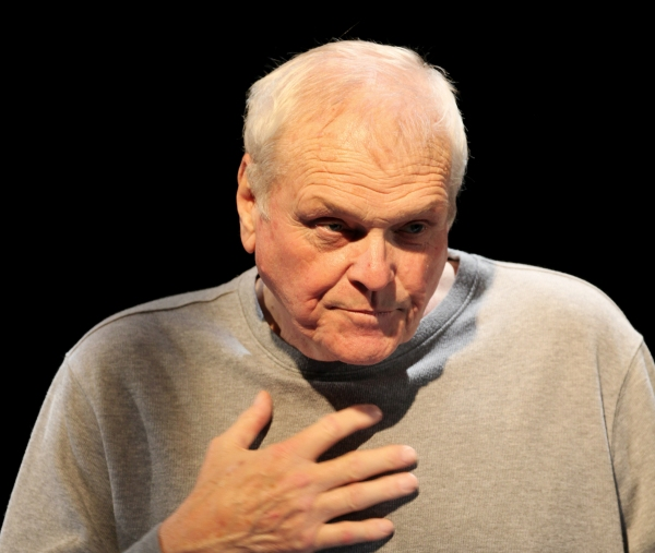 Brian Dennehy at Inside Opening Night of THE EXONERATED- Curtain Call!