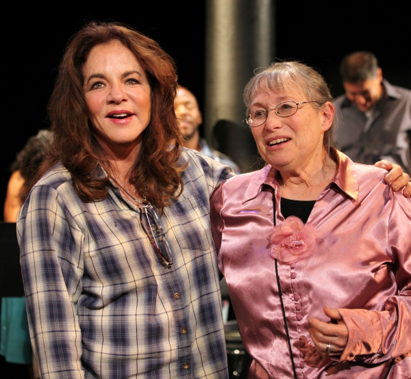 Stockard Channing & Sunny Jacobs (Exoneree)