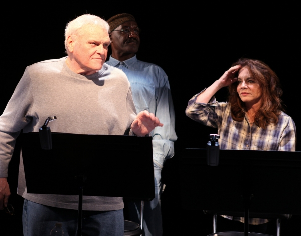 Photo Coverage: Inside Opening Night of THE EXONERATED- Curtain Call!