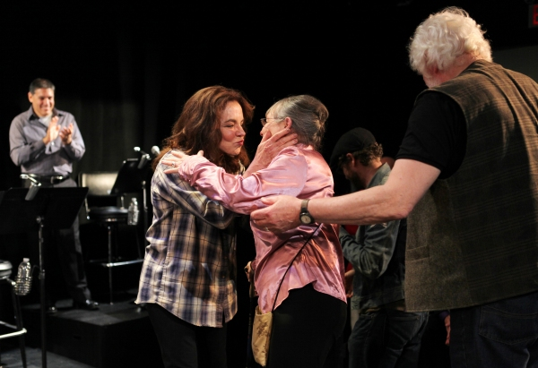 Photos: Inside Opening Night of THE EXONERATED- Curtain Call!