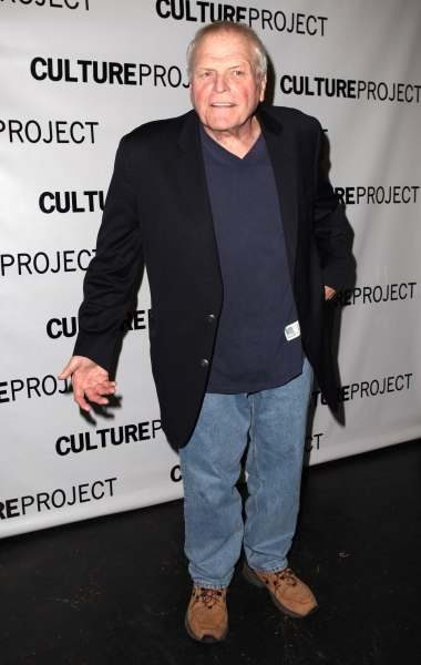 Brian Dennehy at THE EXONERATED Opening After Party- Stockard Channing, Brian Dennehy, and More!