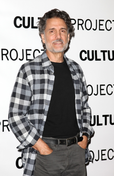 Chris Sarandon  at THE EXONERATED Opening After Party- Stockard Channing, Brian Dennehy, and More!