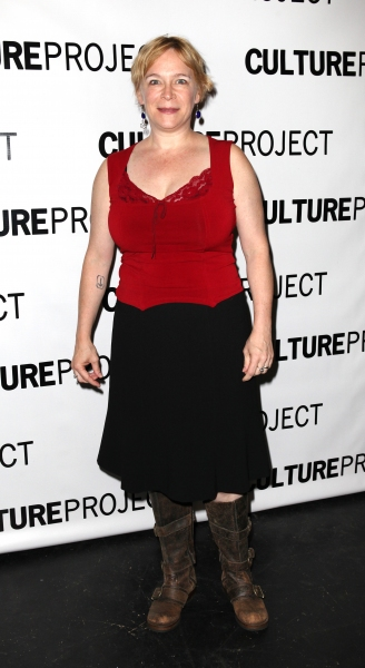Amelia Campbell  at THE EXONERATED Opening After Party- Stockard Channing, Brian Dennehy, and More!