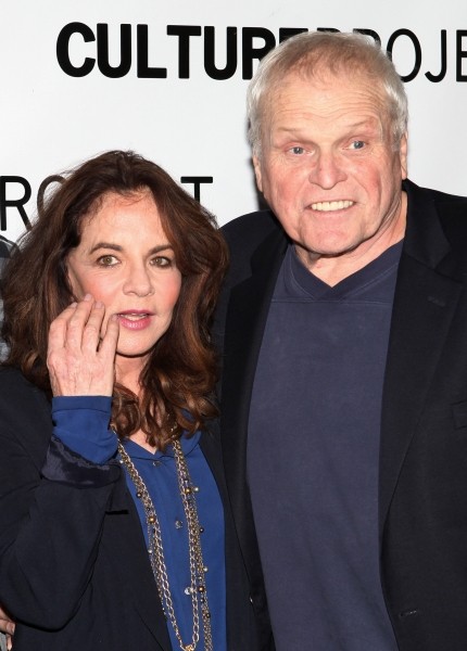 Stockard Channing & Brian Dennehy  at THE EXONERATED Opening After Party- Stockard Channing, Brian Dennehy, and More!