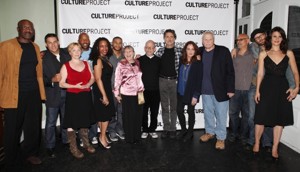 Photo Coverage: THE EXONERATED Opening After Party- Stockard Channing, Brian Dennehy, and More!