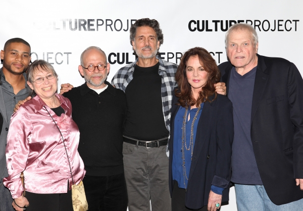 JD Williams, Sunny Jacobs,Bob Balaban, Chris Sarandon, Stockard Channing & Brian Dennehy  at THE EXONERATED Opening After Party- Stockard Channing, Brian Dennehy, and More!