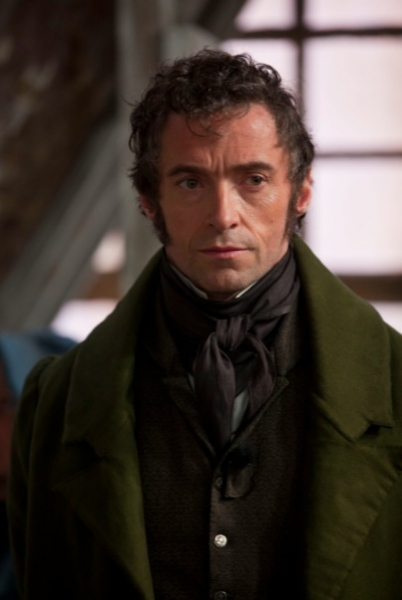 Hugh Jackman at Check Out the Latest LES MISERABLES Film Stills Featuring Anne Hathaway, Samantha Barks and More!