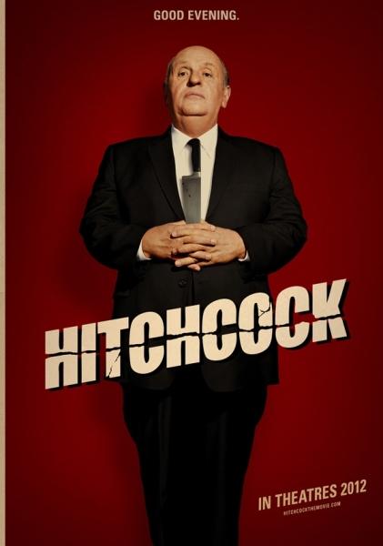 Photo Flash: Poster Art for HITCHCOCK, Starring Anthony Hopkins & Scarlett Johansson