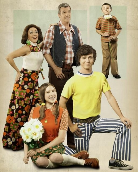 Photo Flash: THE MIDDLE Premieres on ABC 9/26