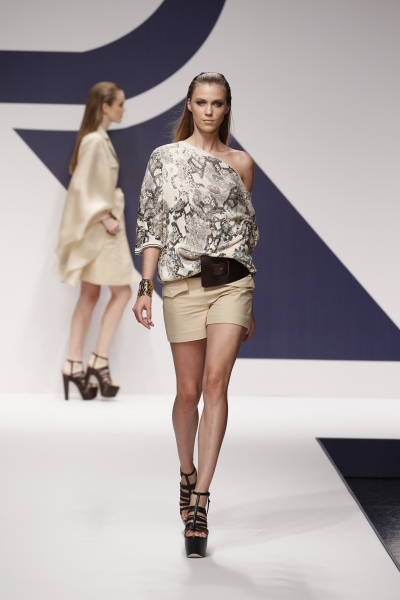 Photo Coverage: Krizia Spring - Summer 2013 Preview