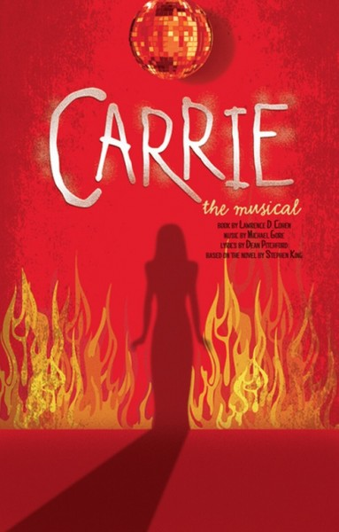 CARRIE Available for Regional Licensing Starting January 2013; New Artwork Revealed!