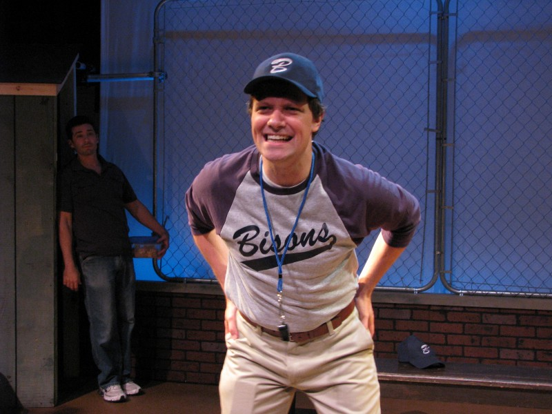 Photo Flash: First Look at Jim Stanek and Michael Basile in ROUNDING THIRD