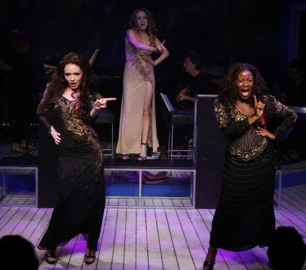 Photo Flash: First Look at York Theatre's LAST DANCE Disco Musical