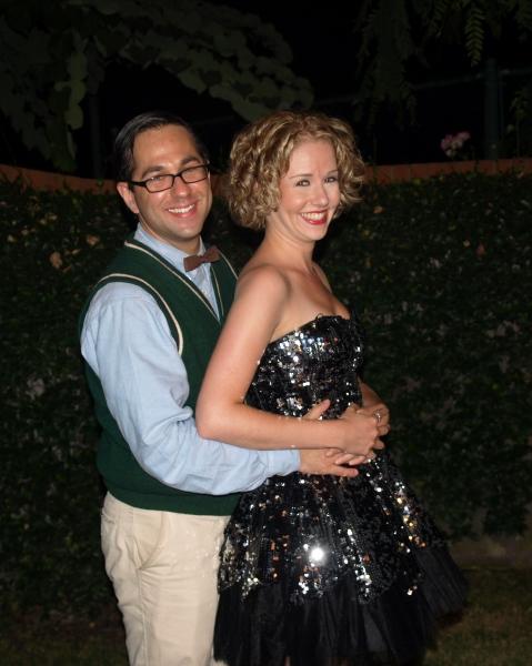 Darrin Glesser and Shannon Cudd