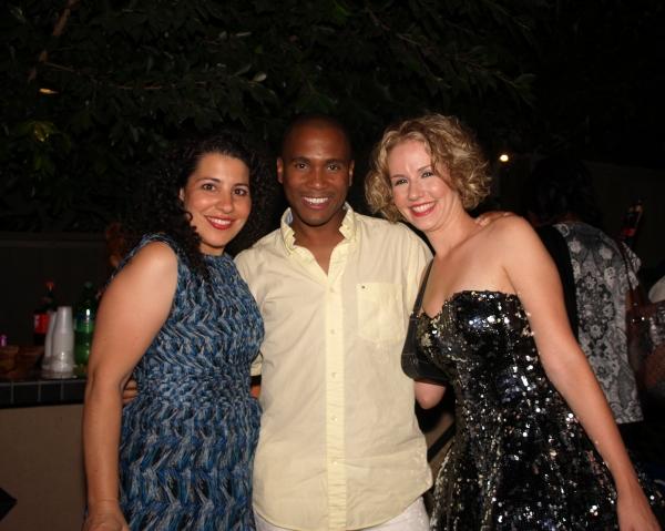 Julie Garnye, Eric B. Anthony, and Shannon Cudd