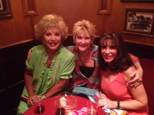 Ruta Lee, Dee Wallace and Kate Linder at Anthony Skordi, Connie Stevens, Romi Dames and More at ONASSIS Opening