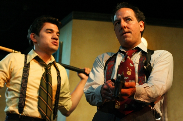 Photo Flash: First Look at Mary-Arrchie's GEOGRAPHY OF A HORSE DREAMER