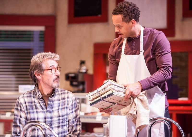 Mantooth Talks SUPERIOR DONUTS at The Purple Rose Theatre Company