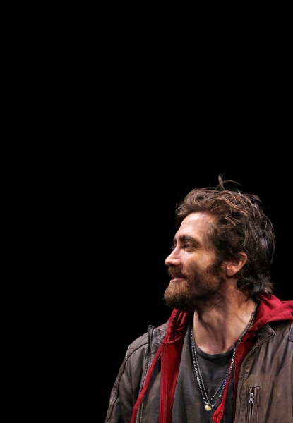Photo Coverage: Brian F. O'Byrne, Annie Funke, Jake Gyllenhaal in IF THERE IS I HAVEN'T FOUND IT YET - Curtain Call