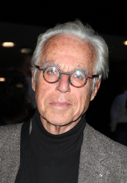 John Guare  at  IF THERE IS I HAVEN'T FOUND IT YET - Red Carpet Arrivals