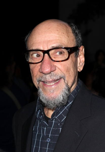 F. Murray Abraham  at  IF THERE IS I HAVEN'T FOUND IT YET - Red Carpet Arrivals