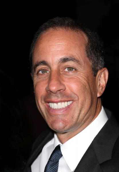 Jerry Seinfeld  at  IF THERE IS I HAVEN'T FOUND IT YET - Red Carpet Arrivals