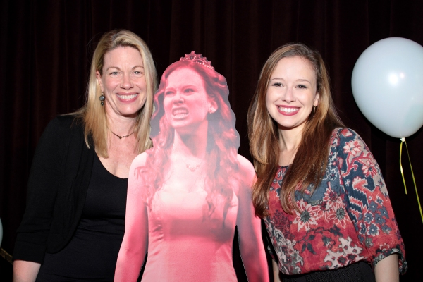 Photo Coverage: Molly Ranson, Marin Mazzie, and More at CARRIE Cast Album Listening Party!