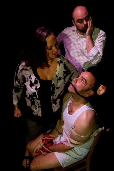 Photo Flash: First Look at Matrix Theatre's DEATH AND THE MAIDEN