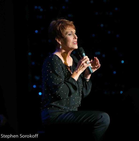 Amanda McBroom at Amanda McBroom & George Ball Play Barrington Stage Company