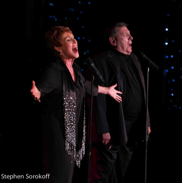 Amanda McBroom & George Ball at Amanda McBroom & George Ball Play Barrington Stage Company