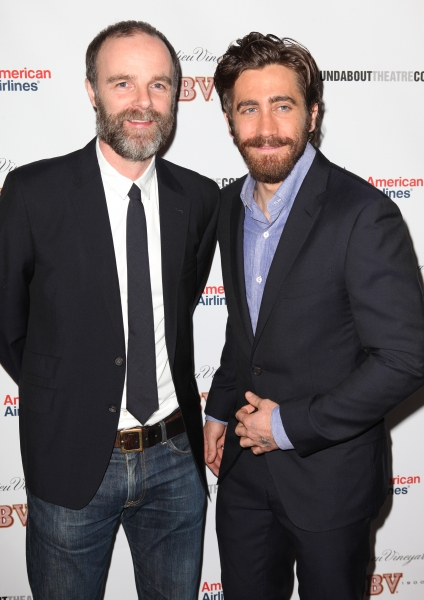 Jake Gyllenhaal at Inside the IF THERE IS I HAVEN'T FOUND IT YET After Party with Jake Gyllenhaal and More!