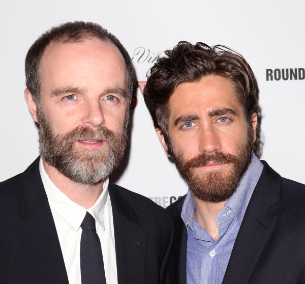 Brian F. O'Byrne & Jake Gyllenhaal at Inside the IF THERE IS I HAVEN'T FOUND IT YET After Party with Jake Gyllenhaal and More!