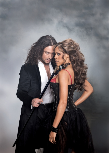 Constantine Maroulis & Deborah Cox. at BWW Interviews: Constantine Maroulis Gives Inside Scoop on JEKYLL & HYDE