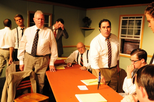 Photo Flash: First Look at Community Theatre's 12 ANGRY MEN