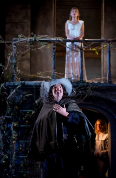 Photo Flash: First Look at Douglas Hodge, Patrick Page, Clemence Poesy and More in CYRANO DE BERGERAC!