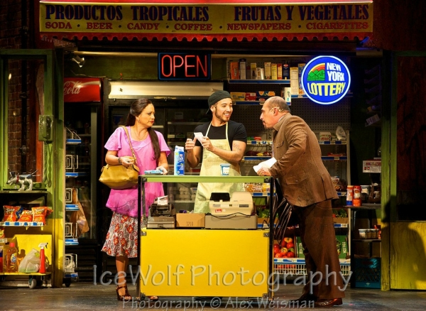 Photo Flash: Toro, Morales, Vasquez and More in Pioneer Theatre's IN THE HEIGHTS - Extras!