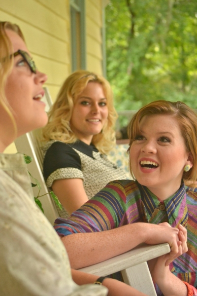 Denee Lortz, Emily Ross, Leryn Turlington