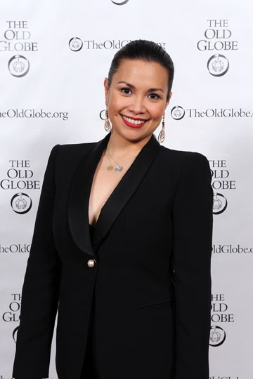 Lea Salonga at George Takei, Lea Salonga, Telly Leung and More in Opening Night of Old Globe's ALLEGIANCE!