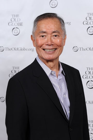 George Takei at George Takei, Lea Salonga, Telly Leung and More in Opening Night of Old Globe's ALLEGIANCE!