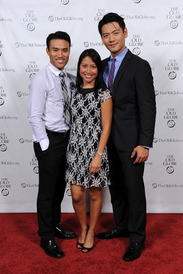 Marc de la Cruz, Jennifer Hubilla and Karl Josef Co