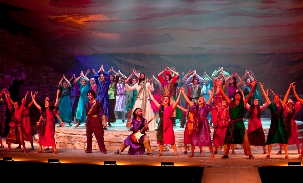 Photo Flash: THE MOST AMAZING STORY EVER SUNG at Lincoln Center